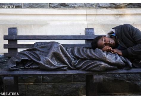 homeless-on-homeless-statue