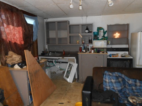 Kaipaka how apartment looked March 12 2015