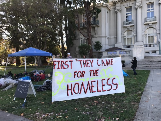 Sanctioned Homeless Encampments in Berkeley? Not Likely.