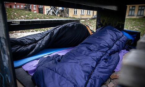 318 flere hjemløse på to år