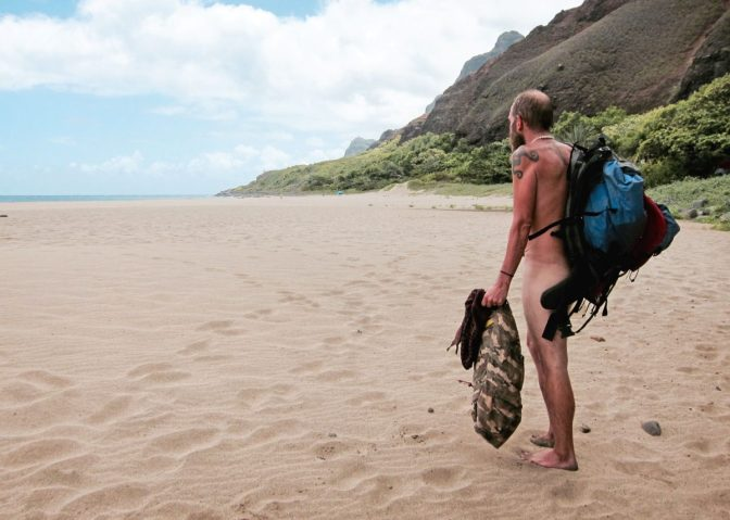 """Homeless"" in a Hawaiian Paradise"