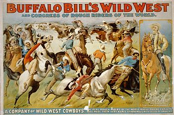 Buffalo BIlls Wild West