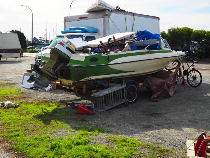 Berkeley Acts to Ban RV Dwellers From Marina and All Public Streets