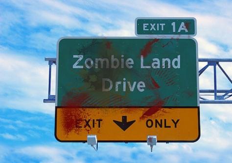 Zombie Land Drive
