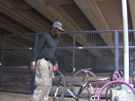 Kingpin of bike thieves