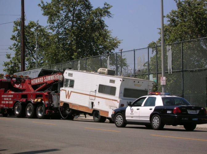 The Trouble with Using Parking Laws to Address Camping in the Streets