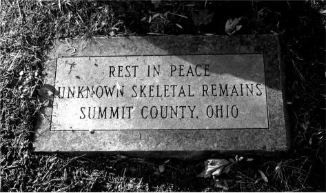 RIP skeletal remains
