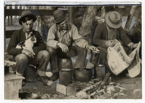 HOboes with pots