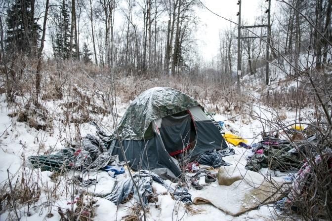 Homeless in Alaska: America's Coldest City