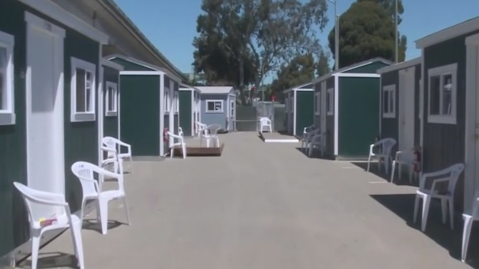 Oakland Opens More Tuff Shed Camps, RV Parking Areas in the Works