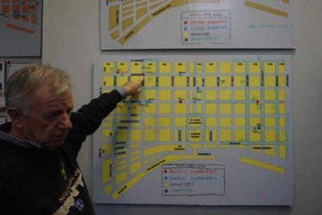 crime on map detroit
